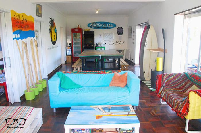 Best Surf Hostels in Portugal - Carcavelos Surf Hostel in Carcavelos