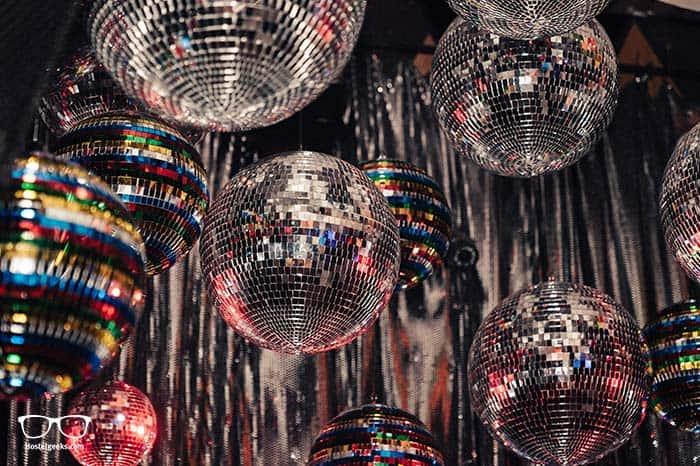 Disco Yoga in London - Fun things to do