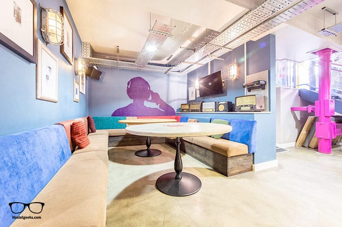 YHA Liverpool Central is one of the best hostels in Liverpool, UK