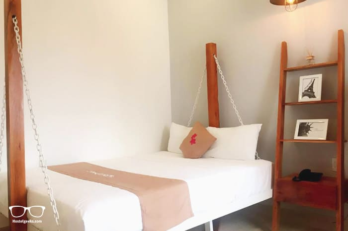 Everhome Hostel is one of the best hostels in Hue, Vietnam