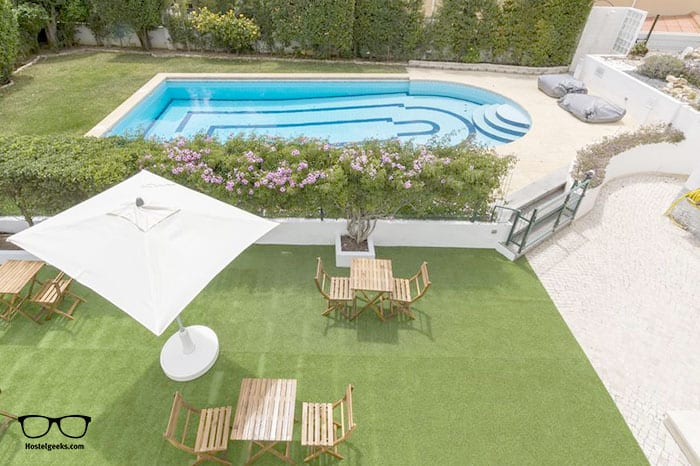 Best Surf Hostels in Portugal - Free Spirit House in Cascais