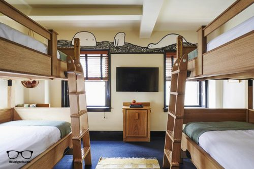 Freehand New York is a 5 Star Hostels in New York City, USA