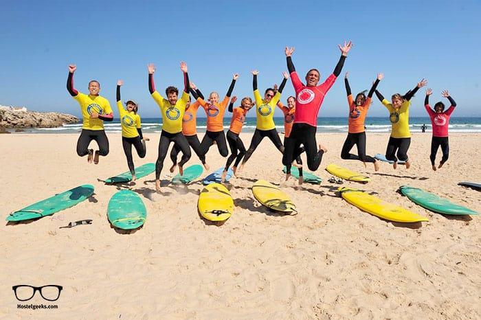 Best Surf Hostels in Portugal - Freesurf Camp & Hostel in Porto