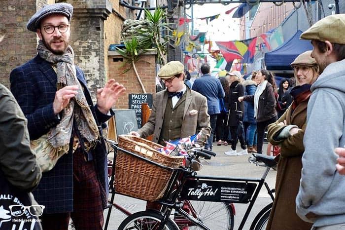 Gin Bicycle Tour in London