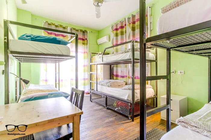 Hostel of the Sun is one of the best party hostels in Naples, Italy