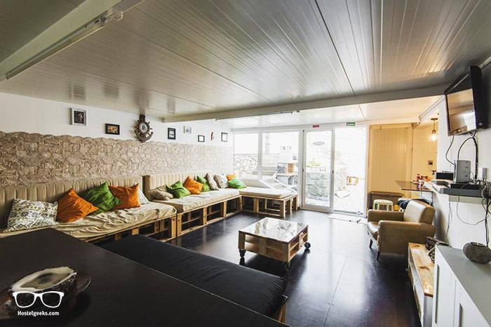Best Surf Hostels in Portugal - Hostel & Surfcamp 55 in Ericeira