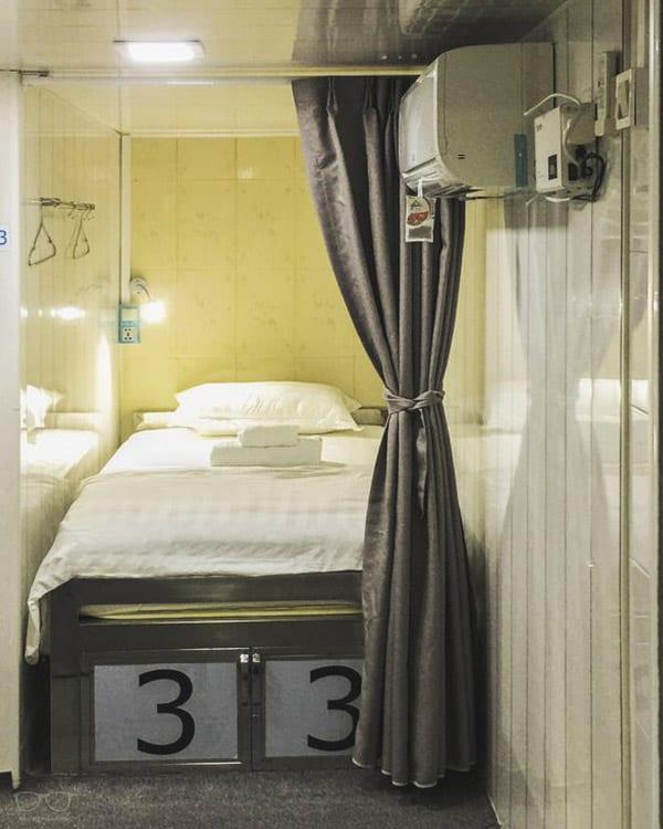 Htinn Yue Tann Hostel is one of the best hostels in Yangon, Myanmar