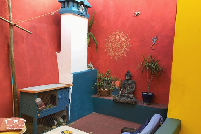 Hutch Hostel is one of the best hostels in Lagos, Portugal for older travellers