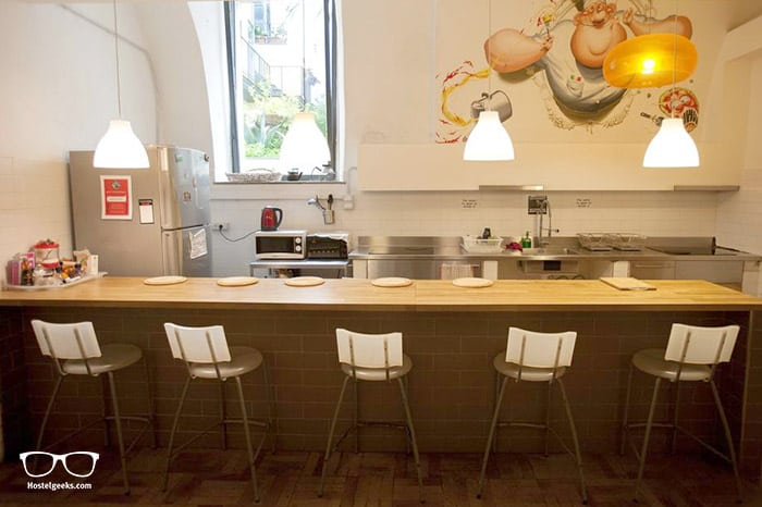 La Controra Hostel Naples is one of the best hostels in Naples, Italy