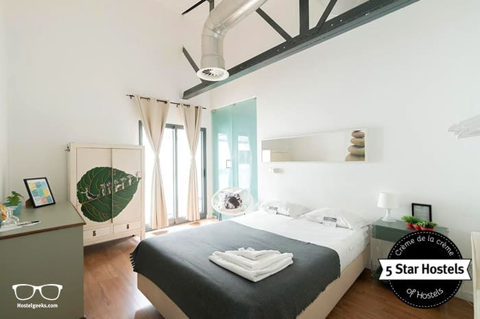 Lisbon Destination Hostel is a 5 Star Hostel in Lisbon, Portugal for solo travellers, couples and backpackers that love social events & big spaces
