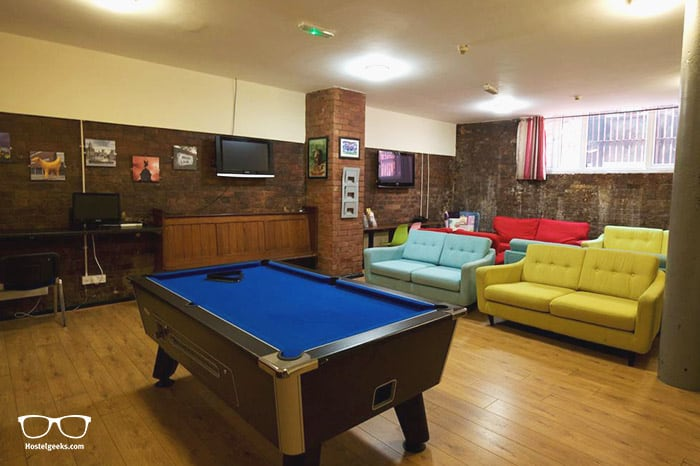 Liverpool International Inn is one of the best hostels in Liverpool, UK
