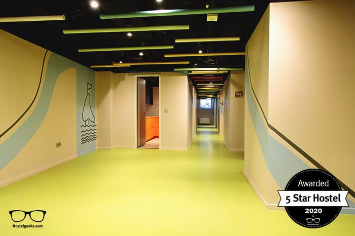 Maverick Student Lodge is a brand new 5 Star Hostel in Budapest, Hungary