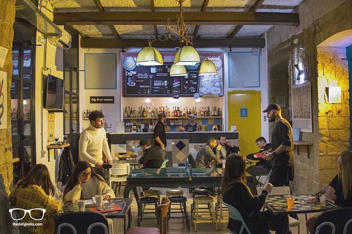 NeapolitanTrips Hostel & Bar is one of the best hostels in Naples, Italy