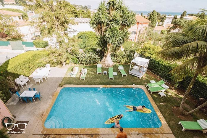 Best Surf Hostels in Portugal - Nice Way Cascais & Surf Camp in Cascais