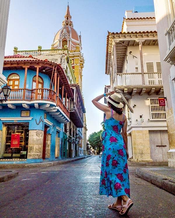 Old Town Cartagena de Indias
