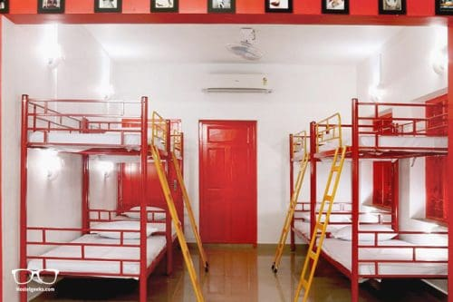 Red Lollipop Hostel is one of the best hostels in Chennai, India