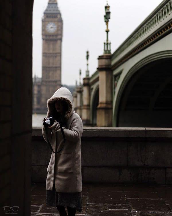 Spy Tour in London