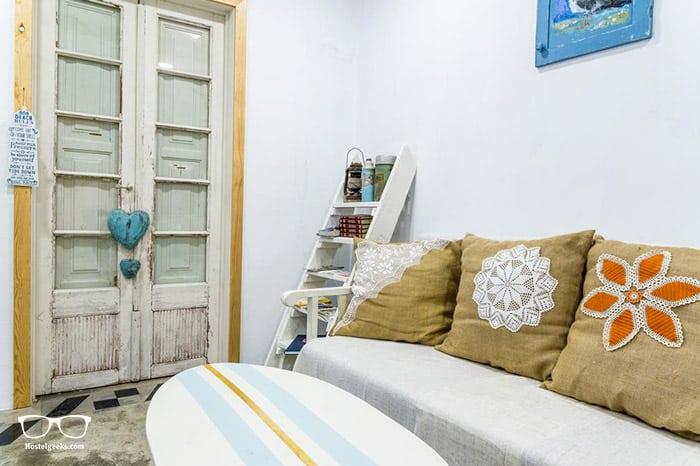Best Surf Hostels in Portugal - The Surf Embassy Hostel in Porto
