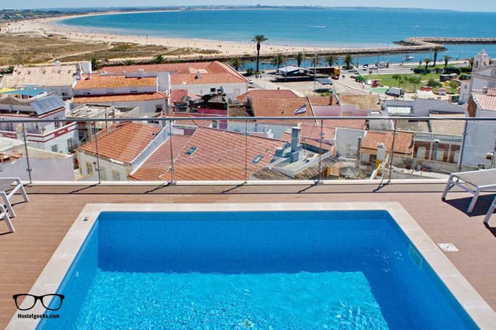 Top City Hostel & Suites is one of the best hostels in Lagos, Portugal for backpackers