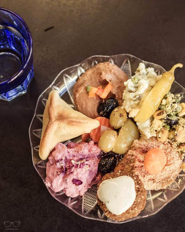 Vegetarian Food Tour in London