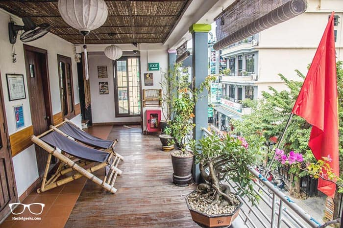 Vietnam Backpacker Hostels is one of the best hostels in Hue, Vietnam