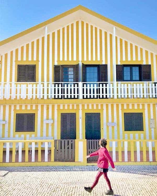 Visit Costa Nova, near Porto