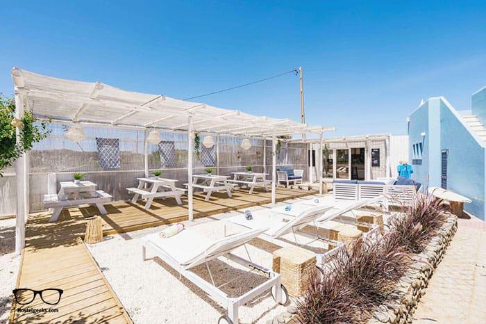 Best Surf Hostels in Portugal - Wavesensations in Sagres