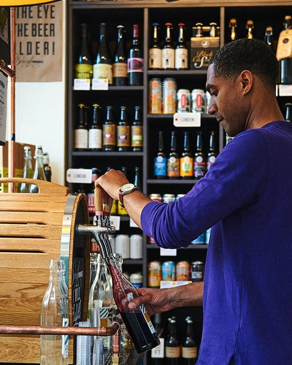 Wine Tour in East London