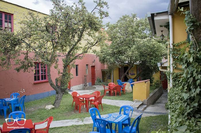 Wooden Wasi Hostel is one of the best hostels in La Paz, Bolivia