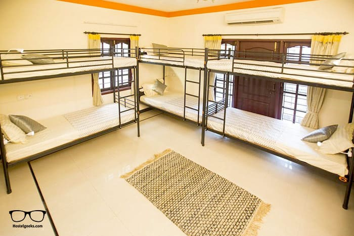 Zostel Chennai is one of the best hostels in Chennai, India