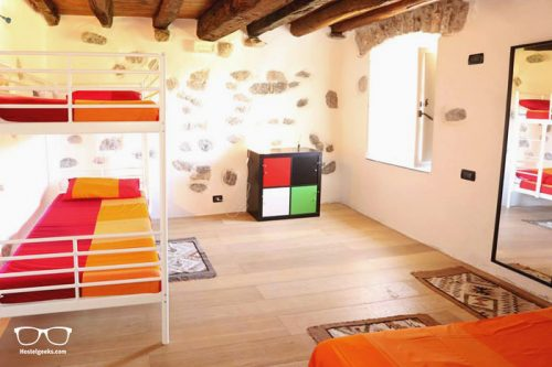 5 Terre Backpackers Corvara is one of the best hostels in Cinque Terre, Italy