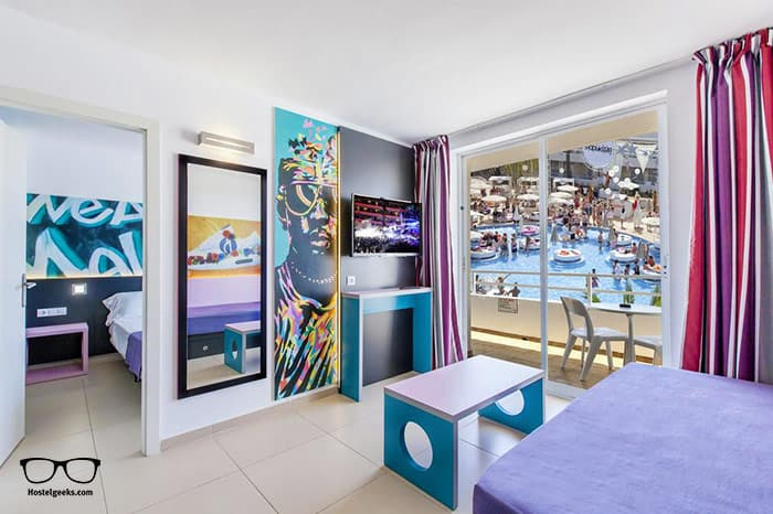 BH Mallorca - Adults Only is one of the best hostels in Mallorca, Spain