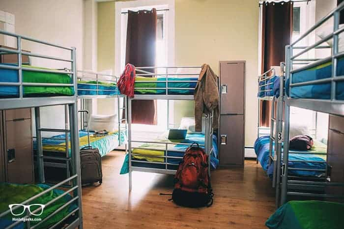 HI San Diego Downtown Hostel is one of the best hostels in San Diego, USA