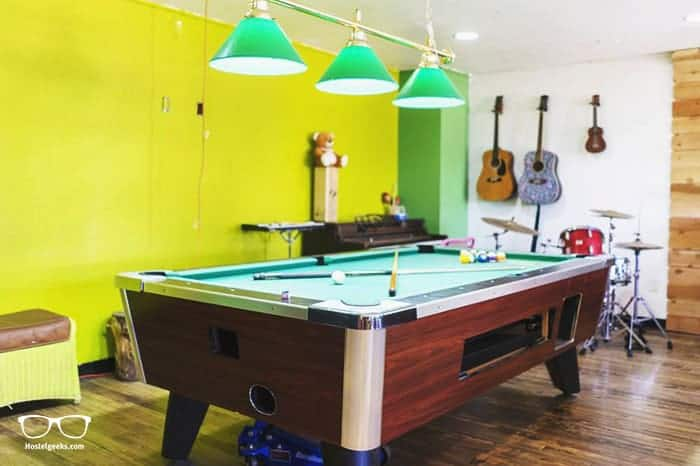 ITH CoLive Balboa Park Hostel is one of the best hostels in San Diego, USA