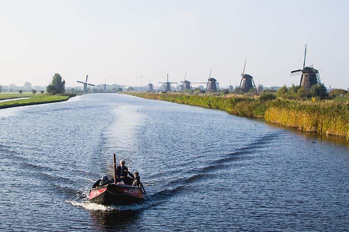 Kinderdijk Rotterdam