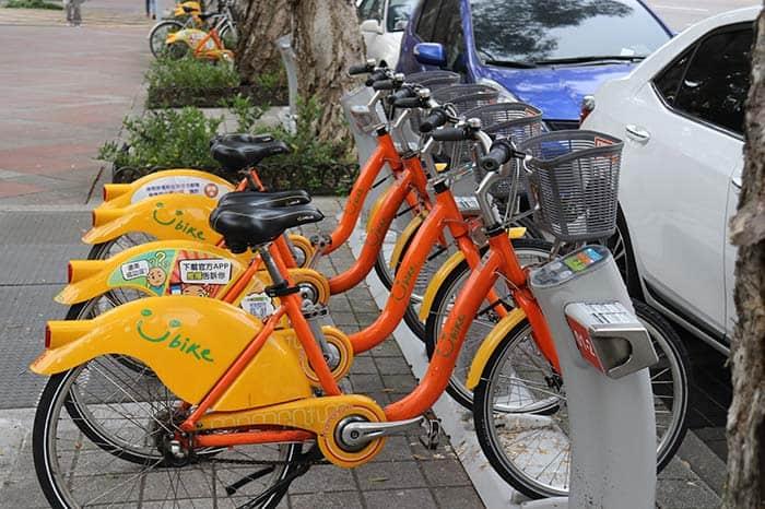 Taipei Bike, 20 Fun Things To Do in Taipei, Taiwan