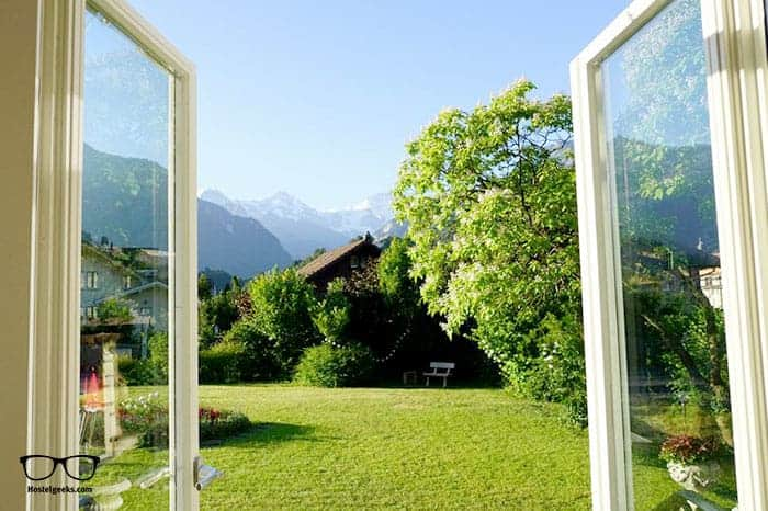 Adventure Hostel is one of the best hostels in Interlaken, Switzerland
