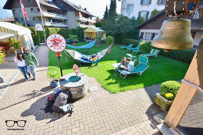 Balmers Hostel is one of the best hostels in Interlaken, Switzerland