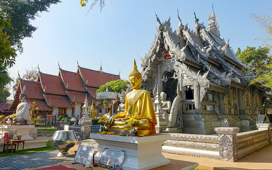 3 Best Hostels in Chiang Rai, Thailand