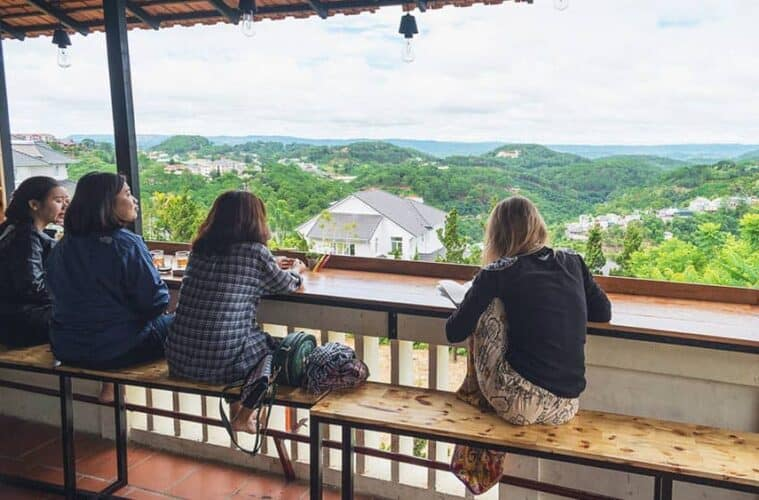 3 Best Hostels in Da Lat, Vietnam