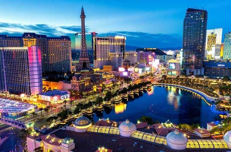 3 Best Hostels in Las Vegas, Nevada USA