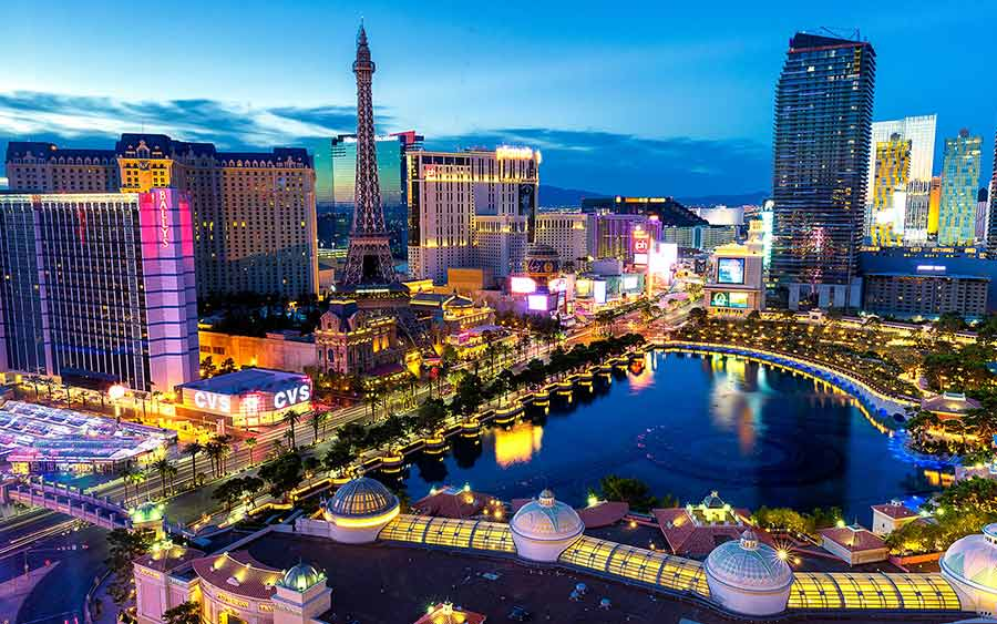 3 Best Hostels in Las Vegas, Nevada USA