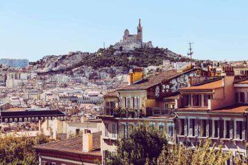 3 Best Hostels in Marseille, France
