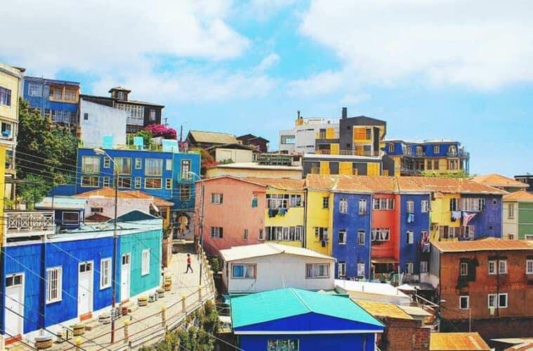 3 Best Hostels in Valparaiso, Chile