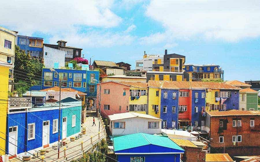 3 Best Hostels in Valparaiso, Chile