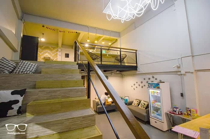 Busket Hostel is one of the best hostels in Chiang Rai, Thailand