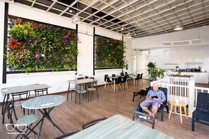 Connect Hostel is one of the best hostels in Chiang Rai, Thailand