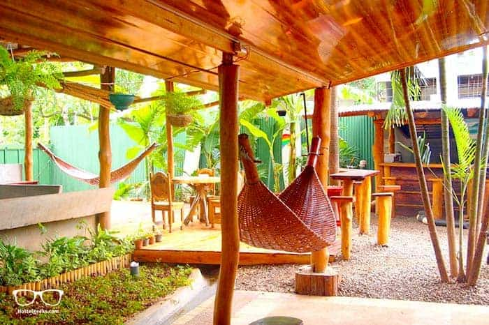 Coral Reef Surf Hostel is one of the best hostels in Tamarindo, Costa Rica