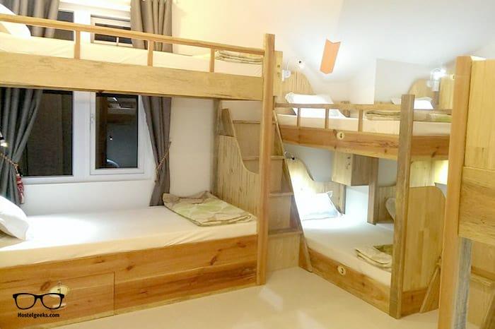 Cozy Nook Hostel is one of the best hostels in Da Lat, Vietnam