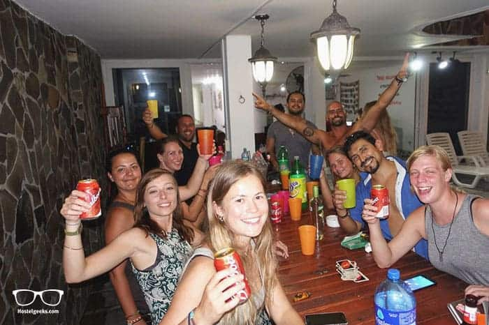 El Machico Hostel is one of the best party hostels in Panama City, Panama